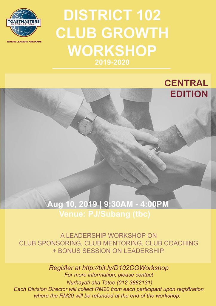 D102 Club Growth Workshop-Central
