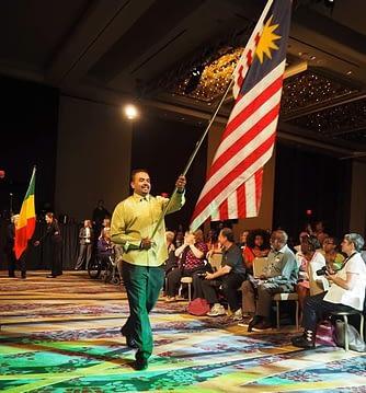 DD with Flag