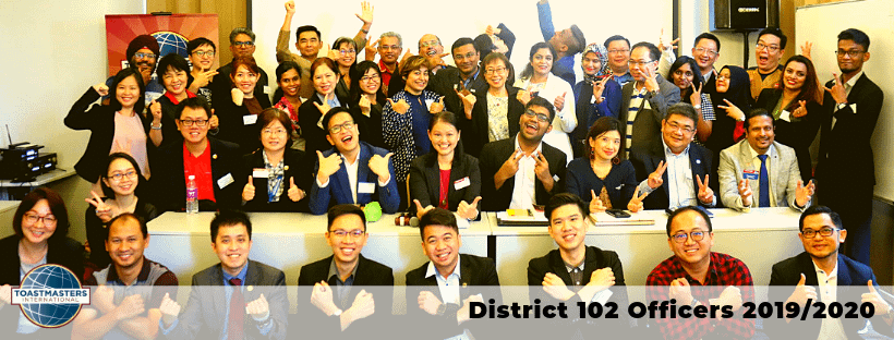 District Officers 2019/2020