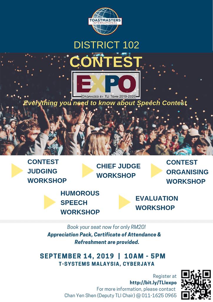 Contest expo 14.9.19