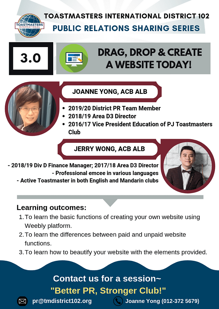 PR workshop 3