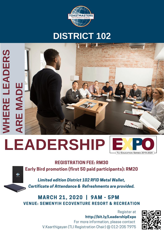 leadership expo
