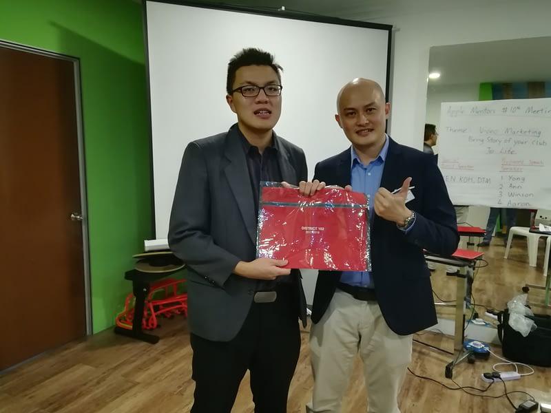 PR sharing 5.0 Ken Koh