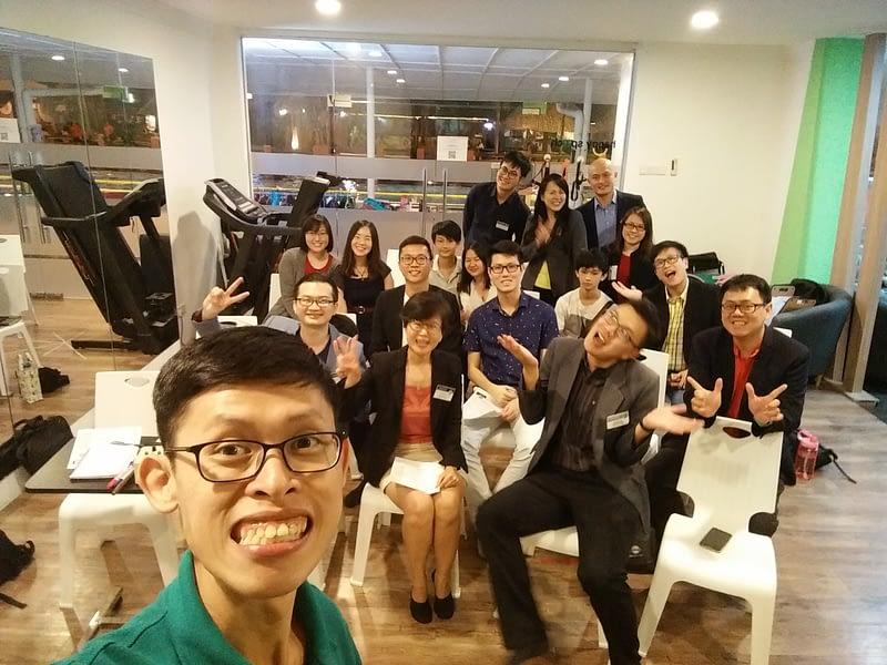 PR Sharing 5.0 group