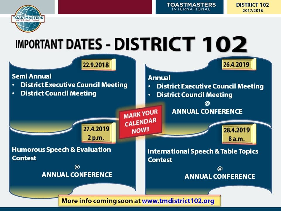 Toastmasters_Malaysia_Distric102_important_dates